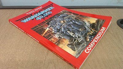 Warhammer 40,000 Compendium by Chambers, Andy Paperback Book The Cheap Fast Free