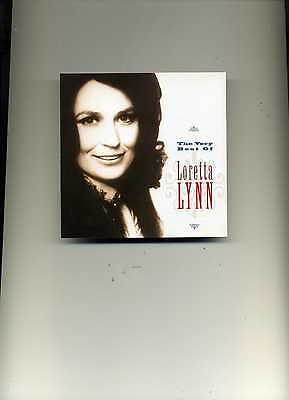 Loretta Lynn - The Very Best Of - New Cd!!