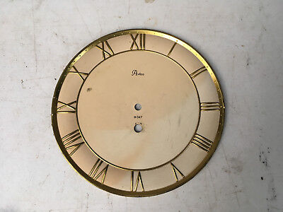 Vintage Artco Clock Face for Parts Repair ML170