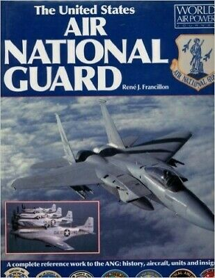 The United States Air National Guard by Francillon, Rene J. Book The Cheap Fast