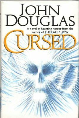 Cursed by Douglas, John Hardback Book The Cheap Fast Free Post