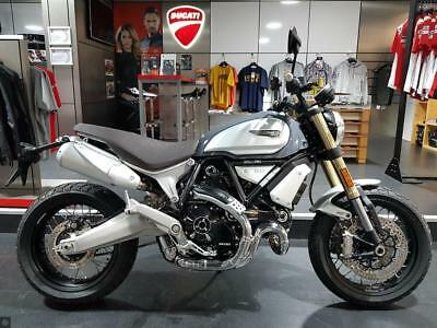 Ducati Scrambler 1100 Special 0% Now Available! Please Read Description
