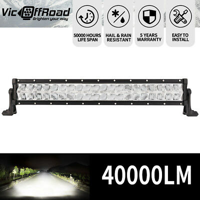 """22inch LED Light Bar CREE Spot Flood Combo Truck Offroad Driving  4x4WD 20"""" 22"""""""