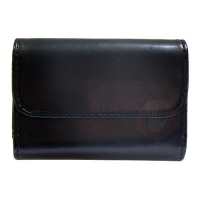 Brand New High Quality Black Leather Case for Nikon CoolPix series L, P & S
