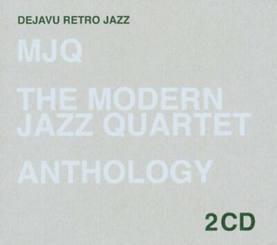 The Modern Jazz Quartet - Anthology - The Modern Jazz Quartet CD AAVG The Cheap