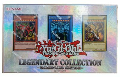 Yu-Gi-Oh! Legendary Collection 1 Gameboard Edition - deutsch - YGO TCG