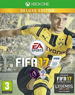 FIFA 17 - Deluxe Edition (Xbox One) (EU Edition) - Game  L4VG The Cheap Fast