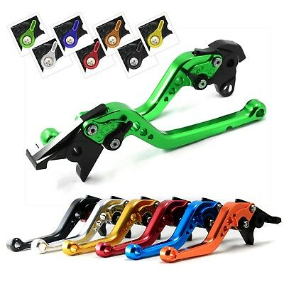 SEKITOBA CNC Aluminium Brake Clutch Levers Long Short for Kawasaki Ninja Versys