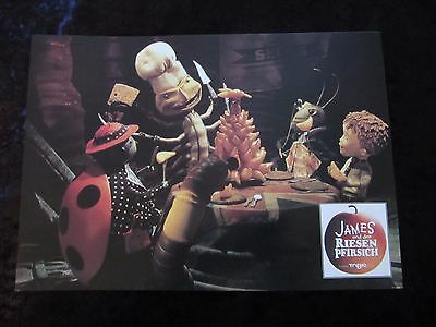 James and the Giant Peach lobby card # 13 - Original German Lobby Still