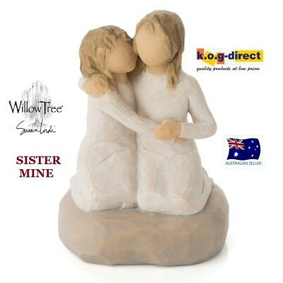 SISTER MINE Willow Tree Demdaco Figurine By Susan Lordi Brand New In Box