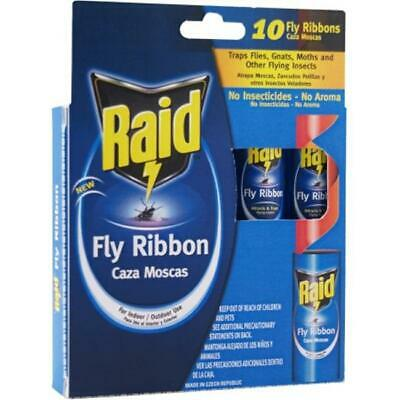 Pic FR10-RAID 10 Count Raid Fly-Bug Catcher