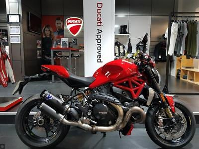 Ducati Monster 1200 R, Free Termignoni Exhaust, 2.3% Hp/pcp Available