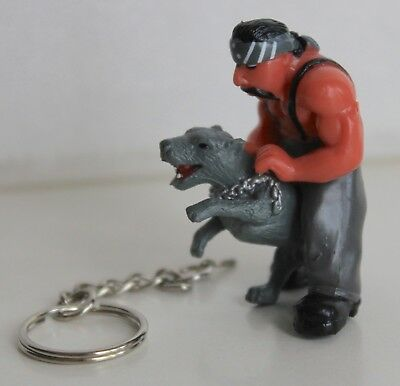 Big Loco Homies MOTIVATOR figures with dog they are both the same 2 Keychains