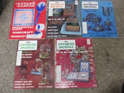 The Antiques Journay Magazine lot 1 early 1970s