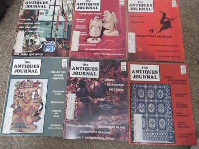 The Antiques Journay Magazine lot 4  1973 / 74