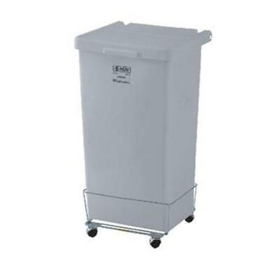 R & B Wire 693 3 Bushel Poly Laundry Hamper