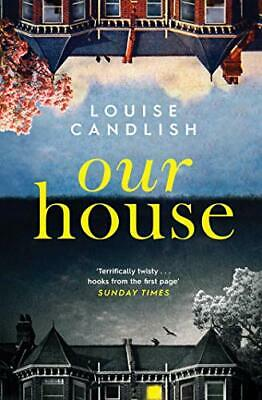 Our House by Candlish, Louise Book The Cheap Fast Free Post