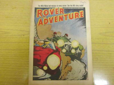 December 1962, ROVER AND ADVENTURE, Swindon own FC, Louis Bleriot, Arthur Rowley