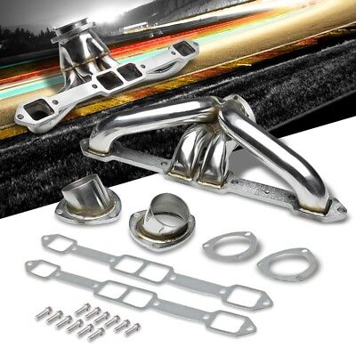 Stainless Steel Exhaust Header Manifold For Big Block 59-78 383/400/413/426/440