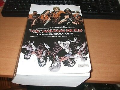 The Walking Dead - Compendium One - Very Large Book