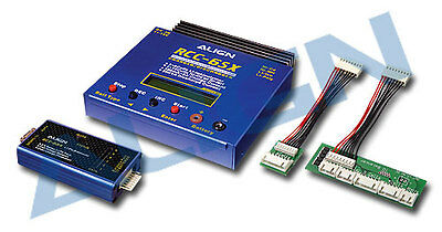 Align RCC-6SX Lipo NiMh NiCd Intelligent Balance Charger KX850166A
