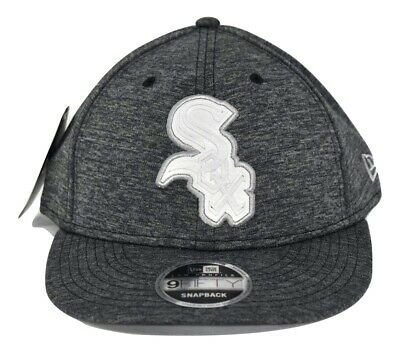 4086e6a6d9a9f NEW ERA 9FIFTY MLB Chicago White Sox Adjustable Snapback Hat Cap NWT ...