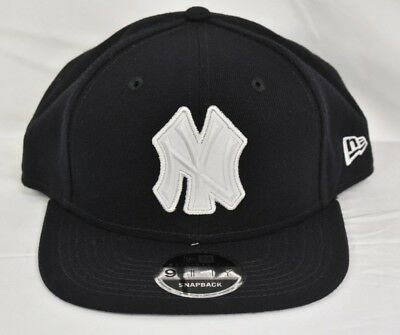 New Era 9Fifty Mens MLB New York Yankees Baseball Snapback Hat Cap New ad849e8fa145