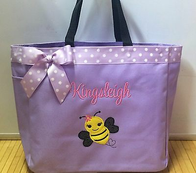 d0fd430f83 PERSONALIZED BABY DIAPER Bag Tote Monogrammed Hello Kitty -  29.99 ...