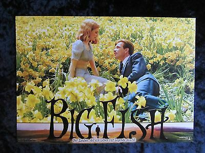 Big Fish Lobby Cards/Stills - Ewan McGregor, Tim Burton