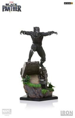 Iron Studios Black Panther Battle Diorama Series Statue 1/10 Black Panther 26 cm