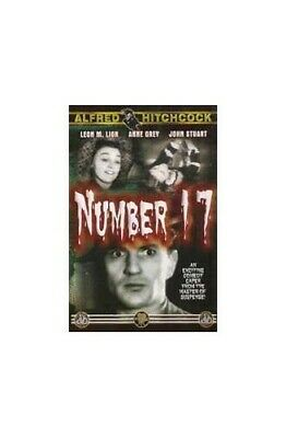 Number 17 [DVD] [Region 1] [US Import] [NTSC] - DVD  BUVG The Cheap Fast Free