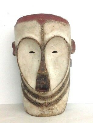 finest old Fang mask Gabon 12,5 inch old Germany collection