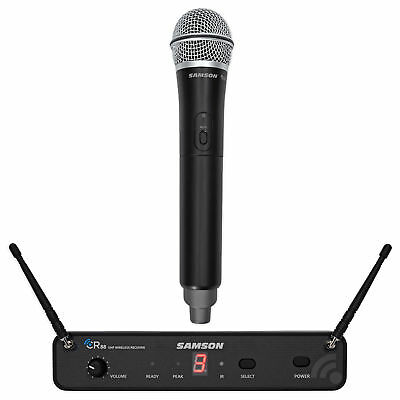 SAMSON Concert 88 Wireless Handheld Microphone Mic For Church Sound Systems