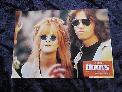 The Doors Lobby Cards/Stills - Val Kilmer, Meg Ryan, Oliver Stone
