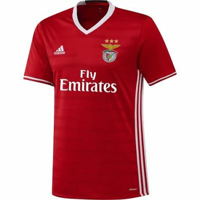 adidas Performance Benfica Football Club Home Youth Jersey - 9/10 - rrp£50