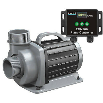 Jebao TSP Electronic Adjustable Flow Pond Pump with External Controller