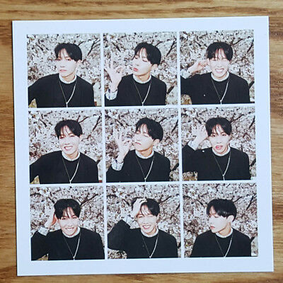 J Hope Official Photocard BTS The Most Beautiful Moment in Life Part 1 Kpop