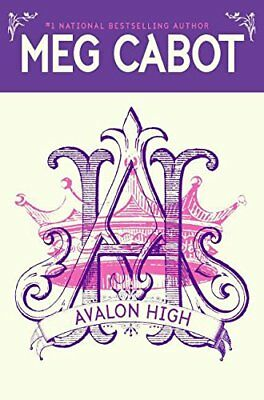 Avalon High by Cabot, Meg Book The Cheap Fast Free Post