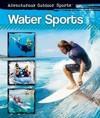 Water Sports by Andrew Luke Hardcover Book Free Shipping!