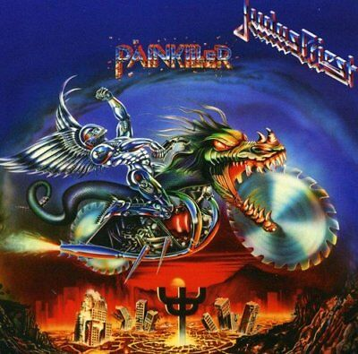 Judas Priest - Painkiller CD NEU OVP The Remasters 2Bonus tracks