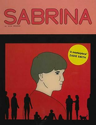 Sabrina by Nick Drnaso Book The Cheap Fast Free Post