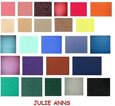 Dolls House Carpets, Lots Of Colours, Sent In Postal Tube New From Julie Anns