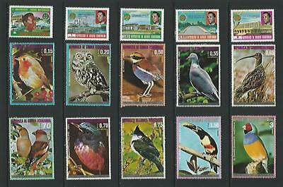 y5970 Equatorial Guinea / A Small Collection  Early & Modern Used