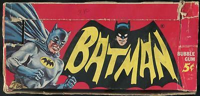 1966 Topps Batman 3rd Series 5-Cent Display Box