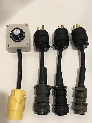 MG- Welding Remote  - FULL KIT Remote + 3 Adapters (14 Pin, 6 Pin &  3 Pin)