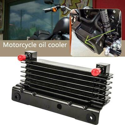 Oil Cooling Device Cooler Aluminum Metal Fit For For Harley Touring 2009-2016
