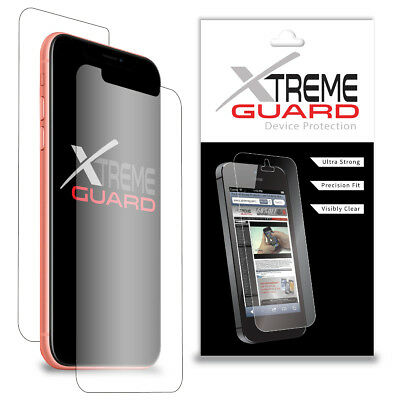 XtremeGuard FULL BODY (Front+Back) Screen Protector For Apple iPhone XR