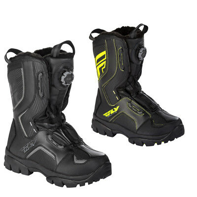 Fly Racing Marker BOA Snow Boots