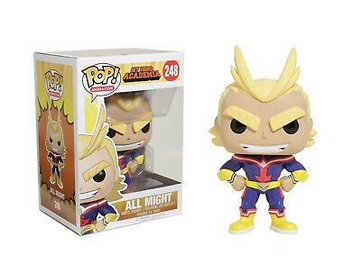 Funko Pop Animation: My Hero Academia - All Might Vinyl Figure Item #12381