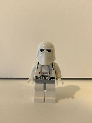 7749 10178 7879 Lego Snowtrooper from Sets 8129 7666 8084 Star Wars sw115